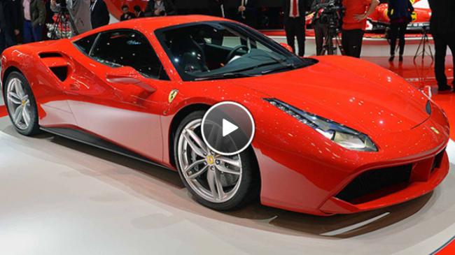 5 Adet Ferrari Türkiye'ye geliyor
