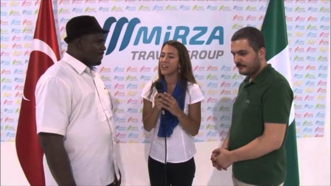 Mirza Group ihracat yapmanın avantajlarını açıkladı