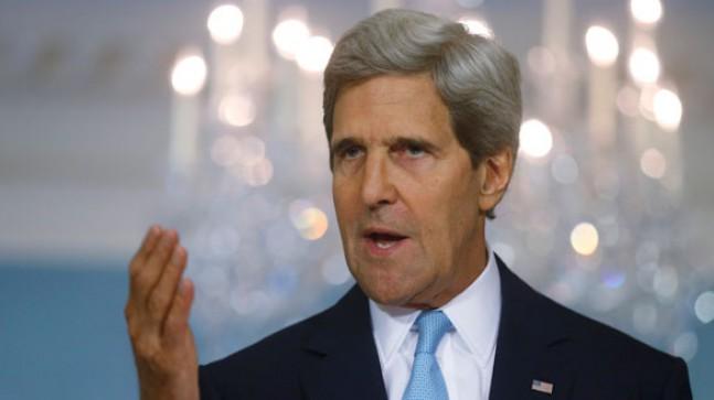 Bakan John Kerry: Suriye Halkı İçin Tarihi Yer Cenevre