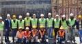Mardinli İşçilere İş Güvenliği Anlatıldı