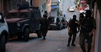 PKK'nın tezgahını İstanbul polisi bozdu!