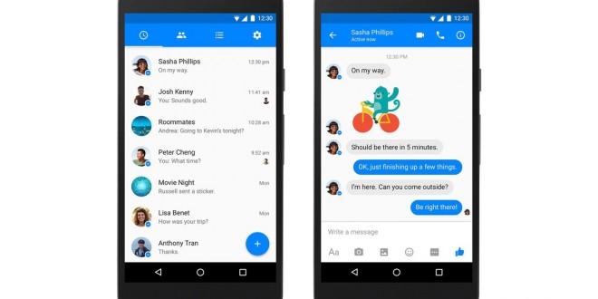 Facebook Akıllı Telefonlarda Yeniliğe Gidiyor