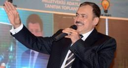 AKP'den İzmir'e 466 proje sözü