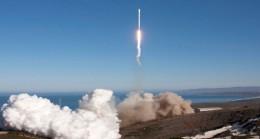 Falcon 9 İnişi Sırasında İnfilak Etti